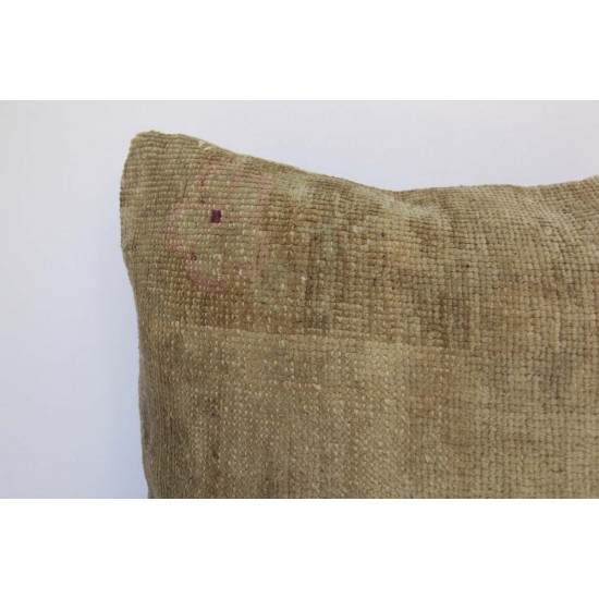 Turkish Rug Pillow Cover - H3491