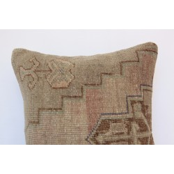 Turkish Rug Pillow Cover - H3498
